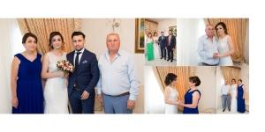 Свадебный альбом. Кристина и Георгий, фотограф Халкидики Салоники Греция