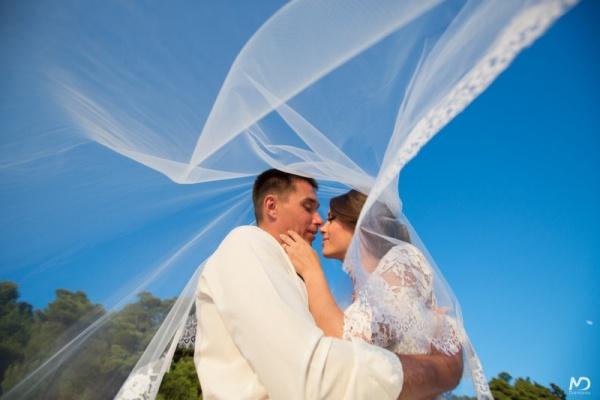 Свадебная фотосессия на Халкидиках