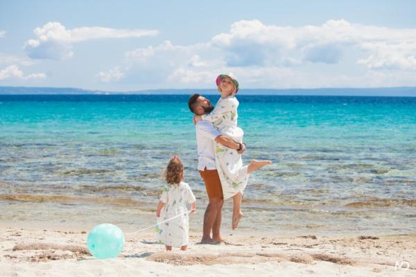 Семейная фотосессия в Афитос